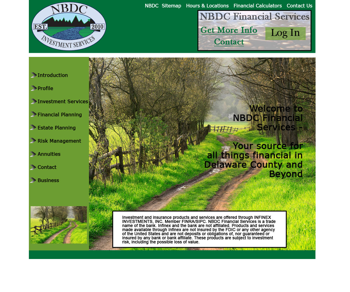 NBDC Financail Services