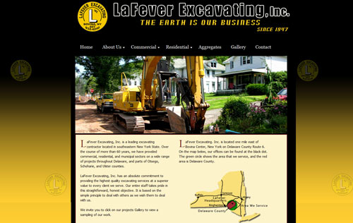 Welcome LaFever Excavating, Inc. to the CMS Family