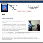 Oneonta Disc Care
