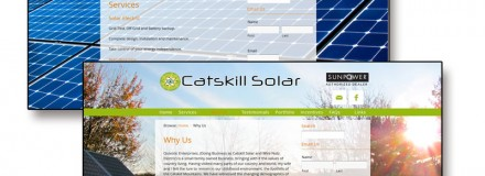 Catskill Solar Makes the CMS Family Brighter!